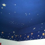custom ceiling painting